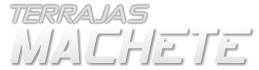 Terrajas Machete Argentina: terrajas industriales profesionales